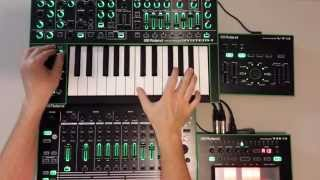 AIRA SYSTEM-1 Changing ARP Step Rate