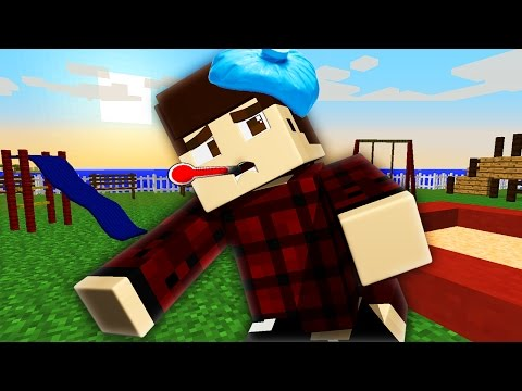 Minecraft Daycare - DIRECTOR IS SICK !!