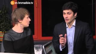 "Hromadske International. The Sunday Show - ""No one wants to deal with Lyashko or Tymoshenko"""