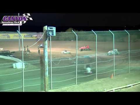 Canyon Speedway Park USAC Southwest Heats  September 14 2019