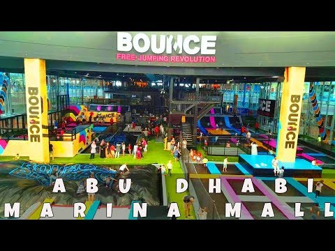 Abu Dhabi Biggest Marina Shopping Mall In UAE