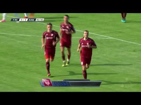 10. krog: Triglav - Ankaran 1:3 ; Prva liga Telekom Slovenije 2017/18