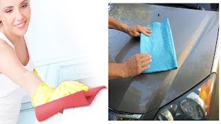 Top 5 Best Chamois Reviews 2018 Buy Best Car Shammy Towel