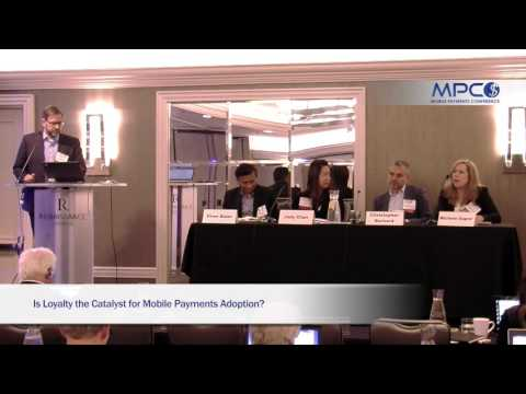 MPC 2016 -- Is Loyalty the Catalyst for Mobile Payments Adoption?