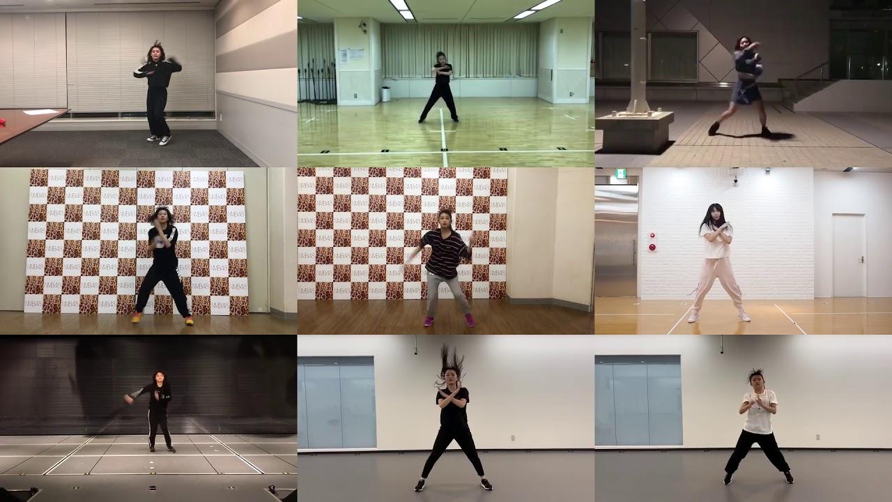 ベストヒット歌謡祭 ダンスオーディション 比較動画