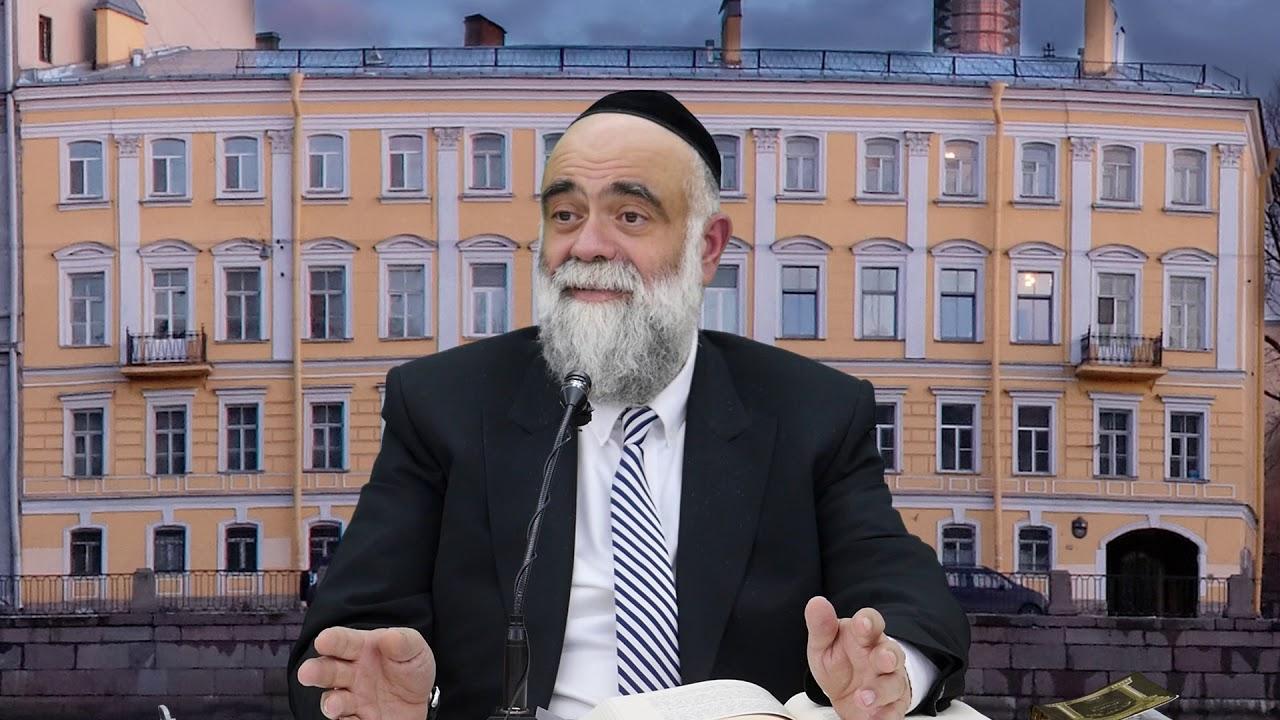 לטעום את החיים: הרב מפונוביץ - הרב משה פינטו HD