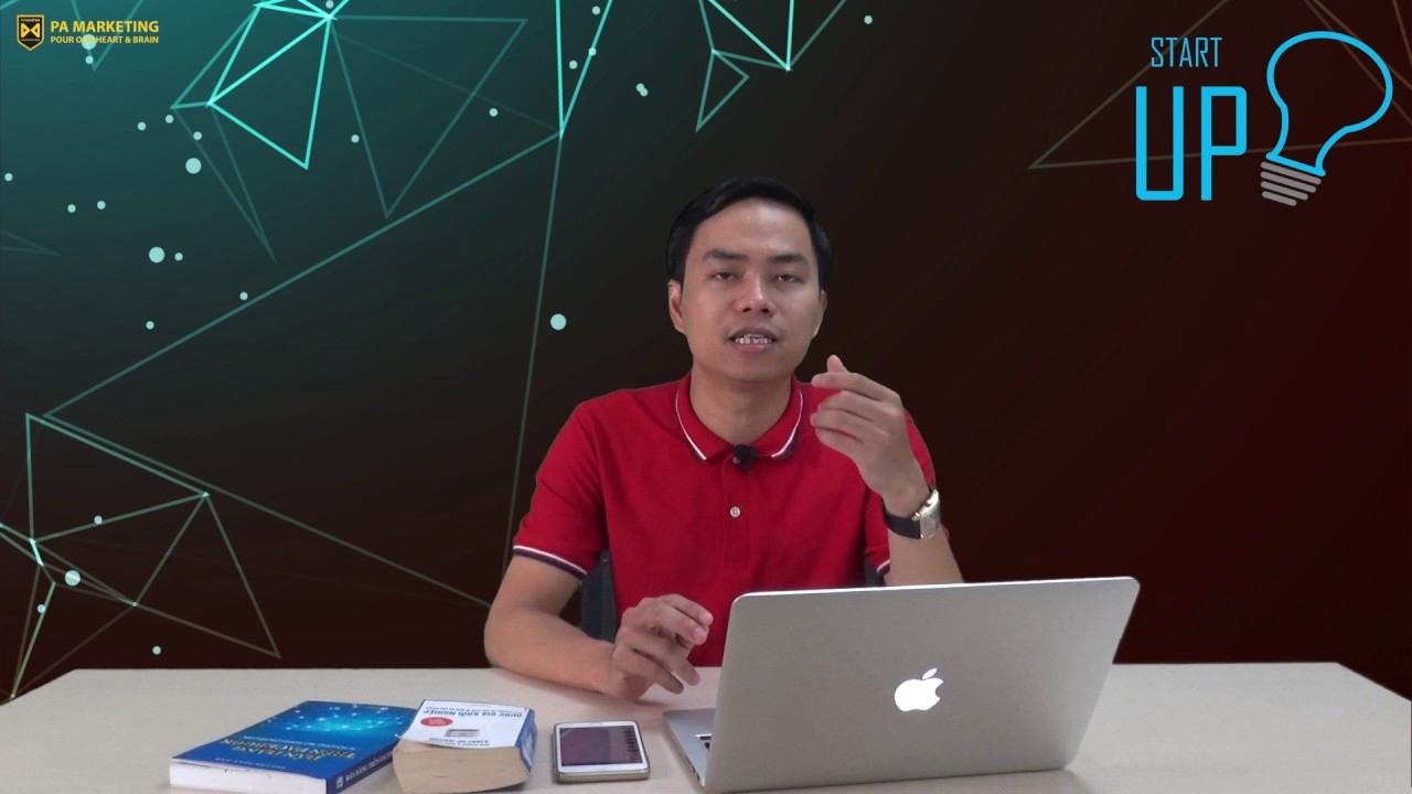 [PA Marketing]  Khởi nghiệp là gì ?