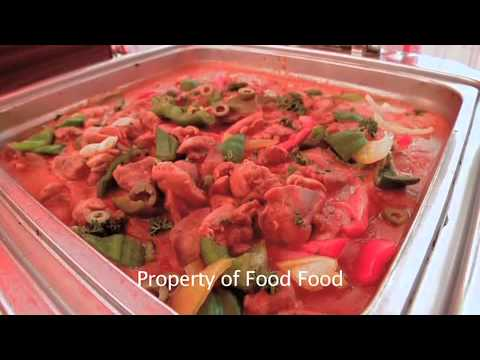 Inderjot Kaur and Puneet Pal Singh - Band Baaja Buffet - Food Food