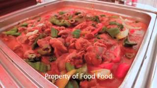 Inderjot Kaur and Puneet Pal Singh - Band Baaja Buffet - Food Food