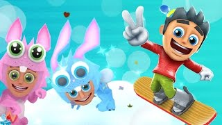 Ski Safari 2 Happy Easter Update Unlock All Easter Items