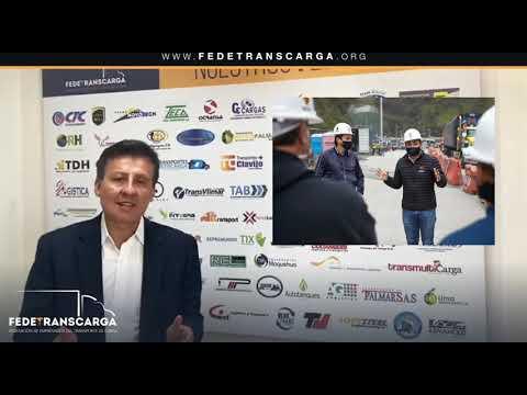 Inauguración Túnel de 'La Línea' - Arnulfo Cuervo
