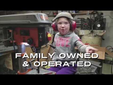 Maker Table - Metal Fabrication HD