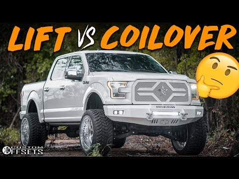 LIFT VS COILOVER || WHICH ONE IS BETTER!?