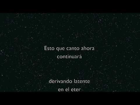 """""""Eco"""" de Jorge Drexler del disco Eco (con letras)"""