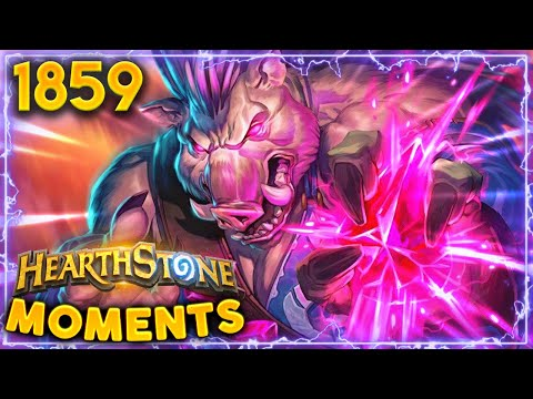 MESSING UP A Guaranteed Win... | Hearthstone Daily Moments Ep.1859