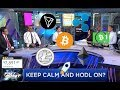 $40 TRILLION MARKET CAP FOR CRYPTOCURRENCY!? CNBC/BLOOMBERG
