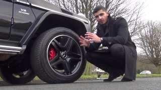 Mercedes Benz G Class 2013 Videos