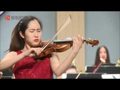 Shanghai New Year Concert 2016, Verena Chen (陈瑞玲)