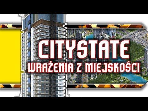 🔥 Citystate / Recenzja powrotu do klasycznego citybuildera