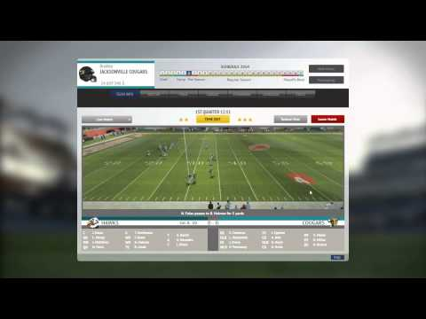 Front Page Sports Football Gameplay Review