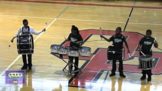 Key Elementary Drumline @ Oak Park 1st Annual Drumline Competition 2016