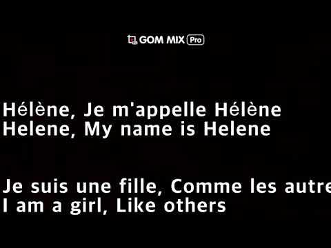 Je M'appelle Hélène - French/IPA/ENG SUB
