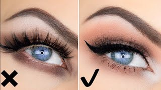 THE BEST EYESHADOW TRICKS YOU WILL EVER LEARN!! EYESHADOW TIPS & HACKS!!