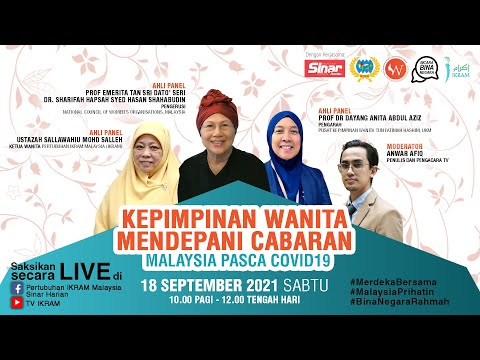 BBN17 | KEPIMPINAN WANITA MENDEPANI CABARAN MALAYSIA PASCA COVID-19