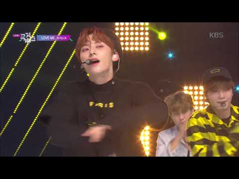 LOVE ME - 뉴이스트(NU'EST) [뮤직뱅크 Music Bank] 20191101