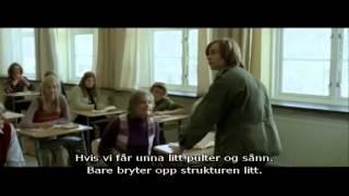 Gymnaslærer Pedersen - Klasseromscene