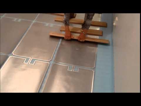 Athitalia posa di riscaldamento a pavimento accona