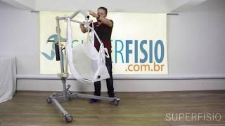Gambar cover Guincho Hospitalar de Transferência Freedom Transfer Motorizado até 130 Kg   SUPERFISIO