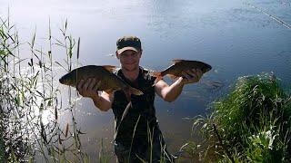 Рыбалка в Воронежской области в июне 2020 Ловля леща на реке Воронеж