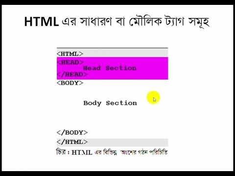 HSC ICT    Chap - 4    HTML Basic
