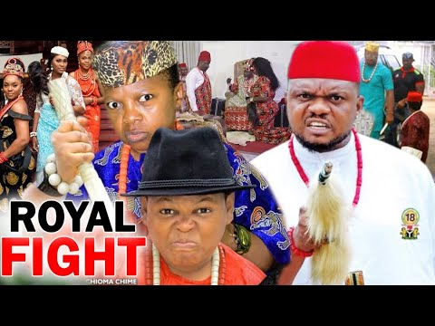 Download ROYAL FIGHT COMPLETE SEASON 3&4 - Ken Eric 2020 Latest Nigerian Nollywood Movie Full HD