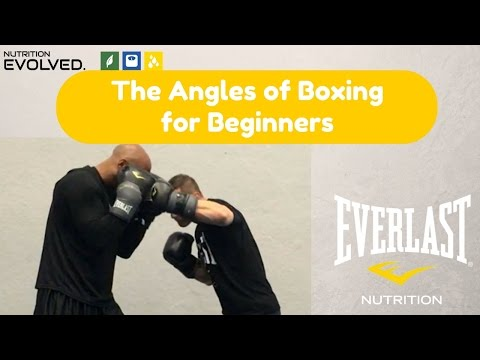 A Beginner's Guide to the Angles of Boxing