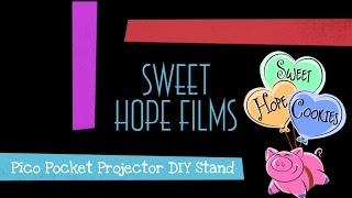 Diy Pico Projector Stand