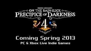 On the Rain-Slick Precipice of Darkness 4 Teaser Trailer