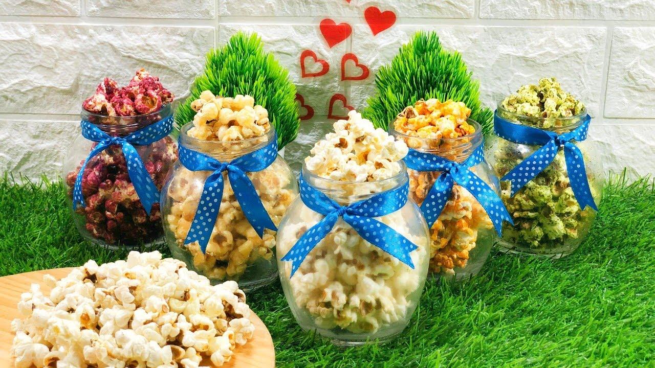 Download POPCORN Recipe in Tamil RD Yummy Samayal   #Shorts