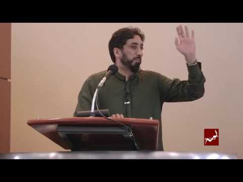 Beware of the Panting Dog  - Khutbah by Nouman Ali Khan