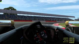 rFactor 2 : Massive Improvement Simply Put. (Formula Renault 3.5 2014 @ Silverstone)