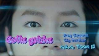 Gambar cover TEAM H / GOTTA GETCHA【MV】