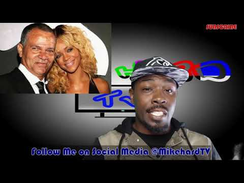 Rihanna Sues her Father Ronald Fenty for exploiting her Name Without Permission Mp3