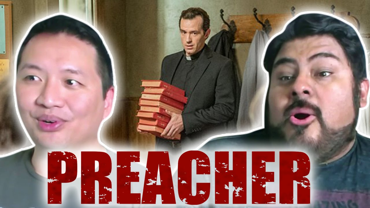 Download Preacher Episode 7 Reaction and Review 'He Gone'