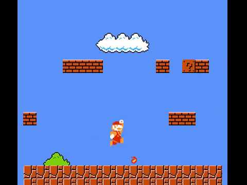 Learned Game Engine: Super Mario Bros