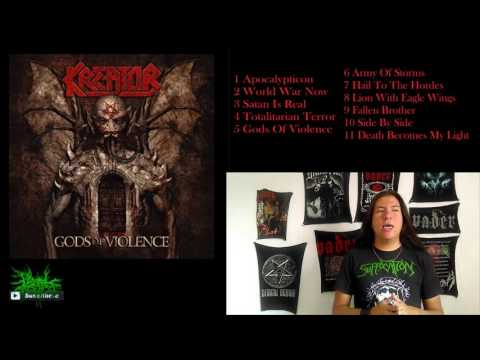 Kreator - Gods Of Violence / Metal Release