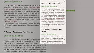 Olive Tree Bible Study [Review] screenshot 5