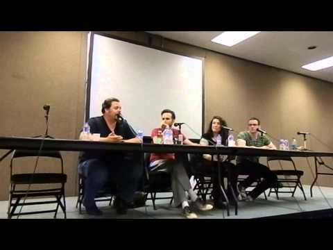 Q&A with the Voice Actors - Tokyo in Tulsa