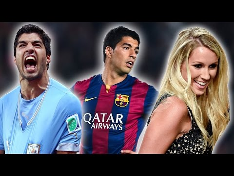 10 Things You Didn't Know About Luis Suarez