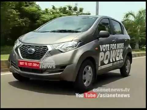 Datsun redi-GO 1-litre Price in India, Review, Mileage & Videos   Smart Drive 19 Aug 2017